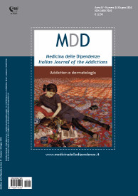 Addiction e dermatologia